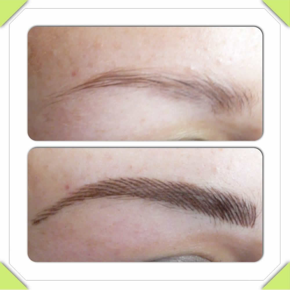 Semi Permanent Makeup Manchester Eyebrows Lips Eyeliner
