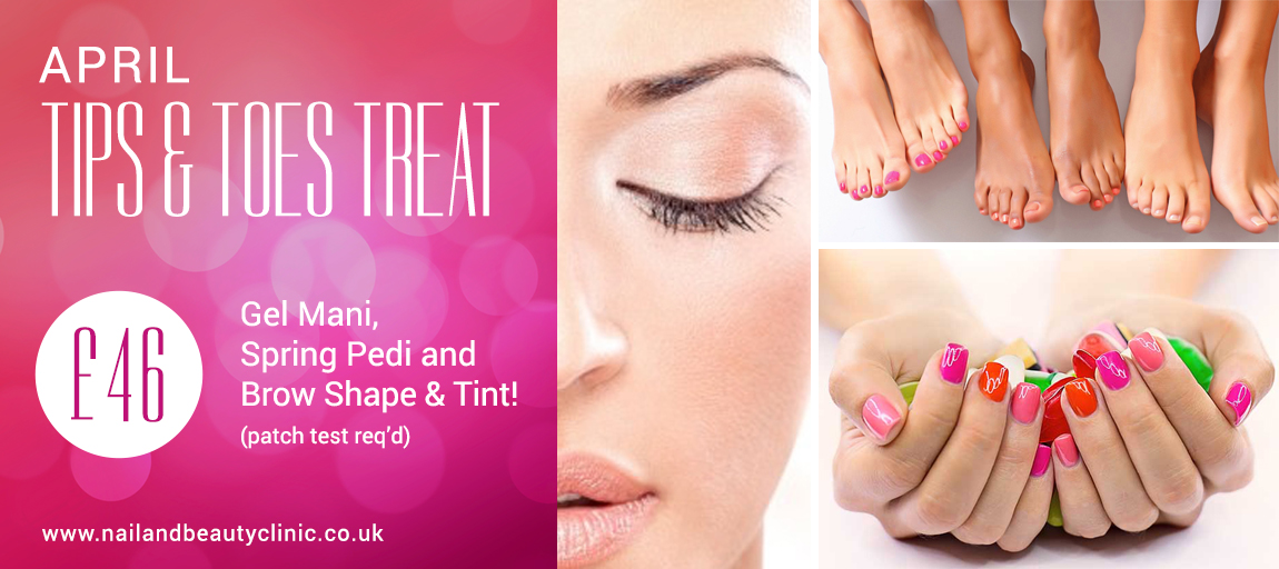 nail and beauty offers