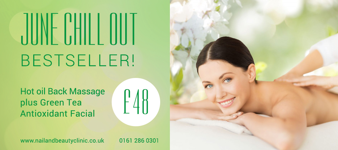 Chill out offers June cheshire