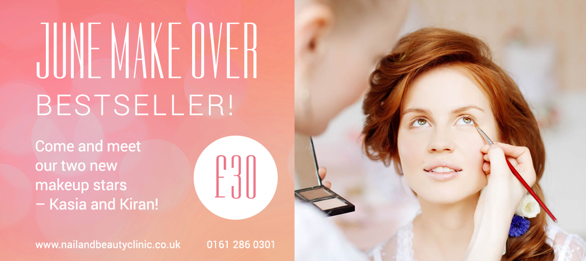 Make up offers cheshire