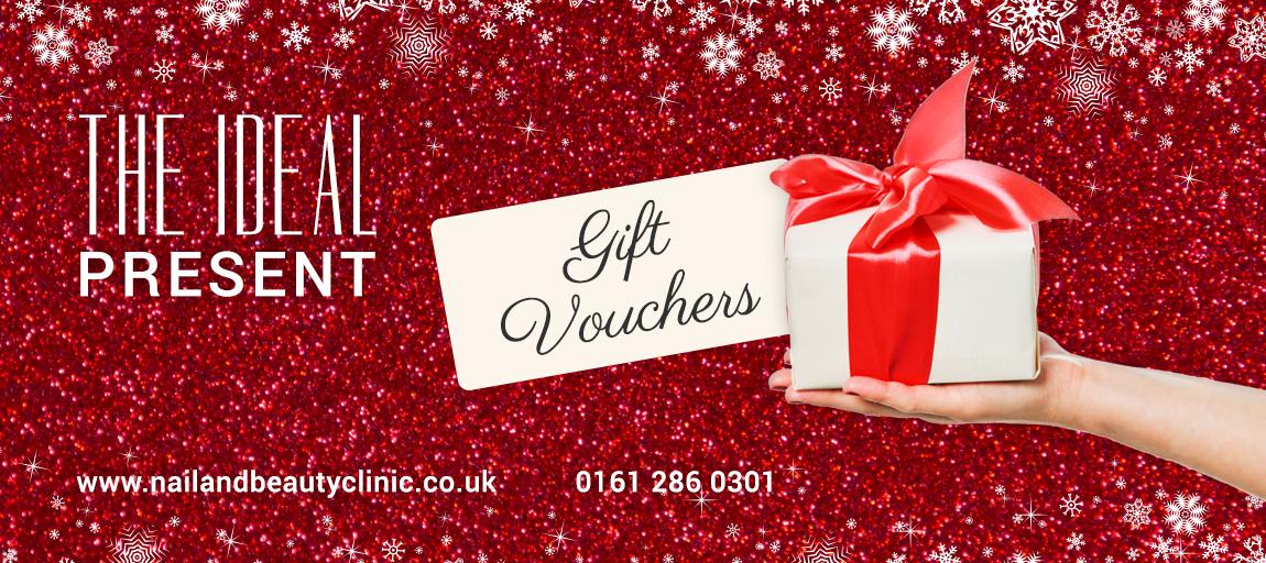 Christmas gift vouchers cheshire