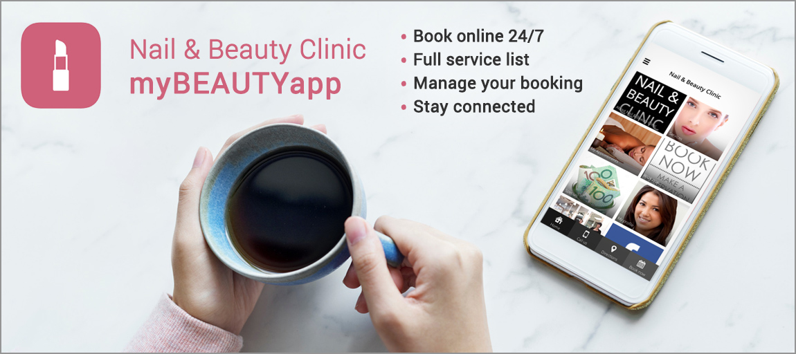 Beauty app cheshire manchester