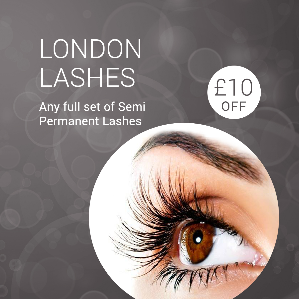 Semi permanent lashes cheshire
