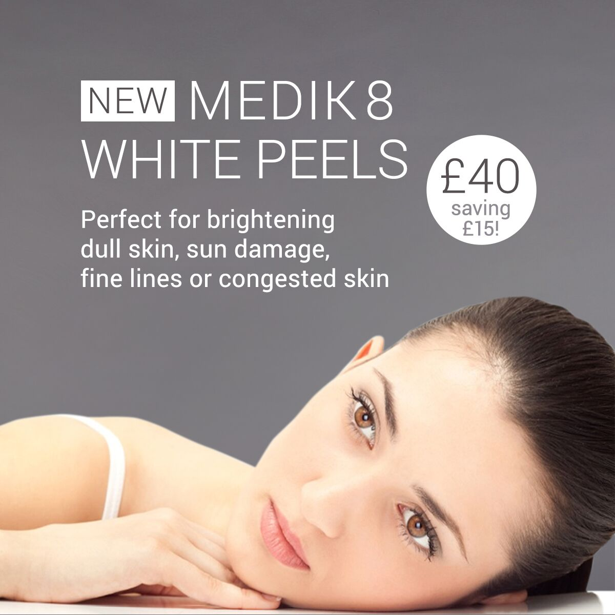 Medik8 facial peels beauty offers cheshire