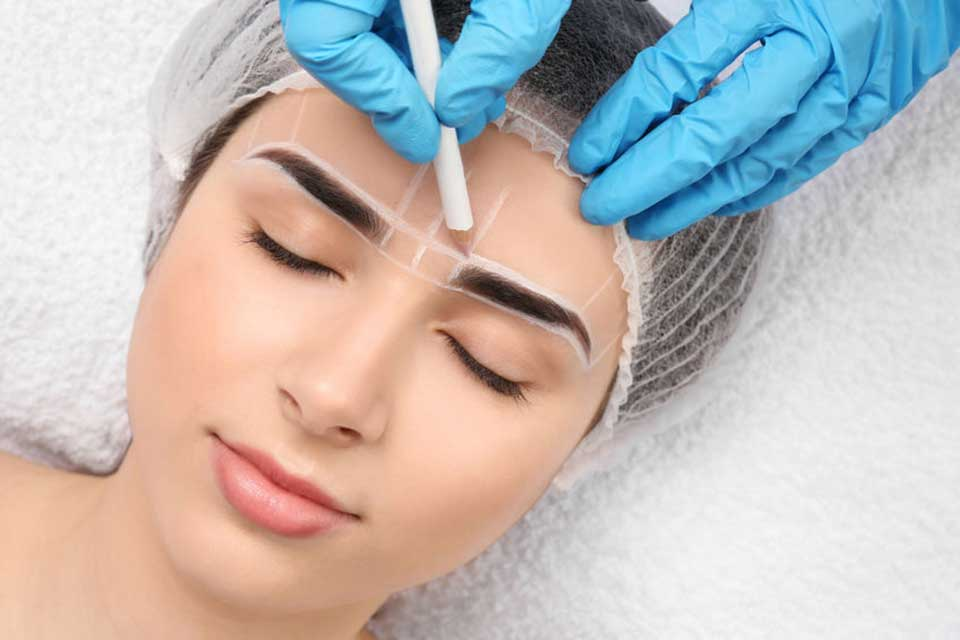Best place for Brow Microblading at Nail & Beauty Clinic, Altrincham, Cheshire