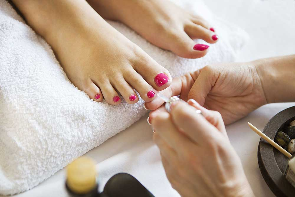 Best place for a pedicure in Altrincham